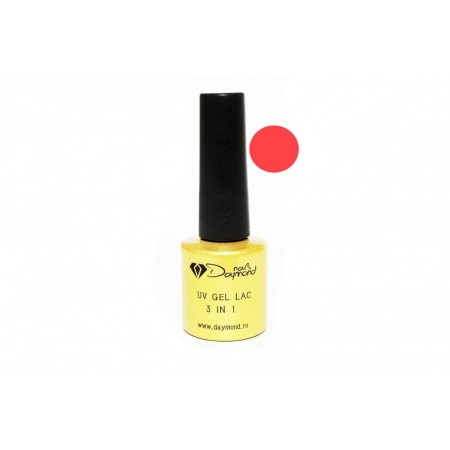 Gel Lac 3in1 Daymond Nails 10