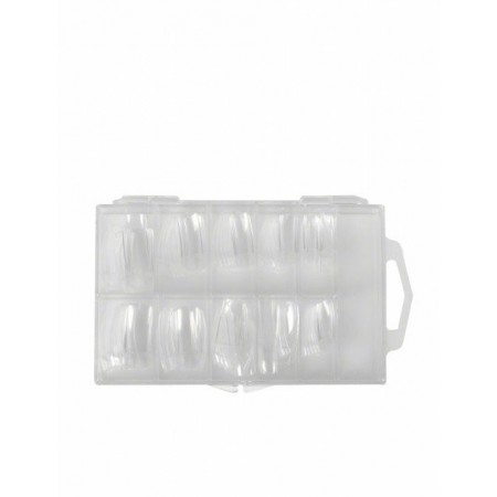 Tipsuri Unghii 100 buc Transparente