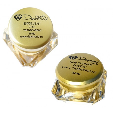 UV Gel Excelent si UV Gel New Extreme
