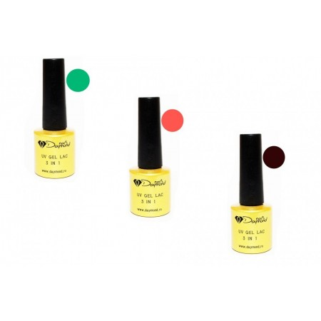 Set Oja Semipermanenta Daymond Nails 03