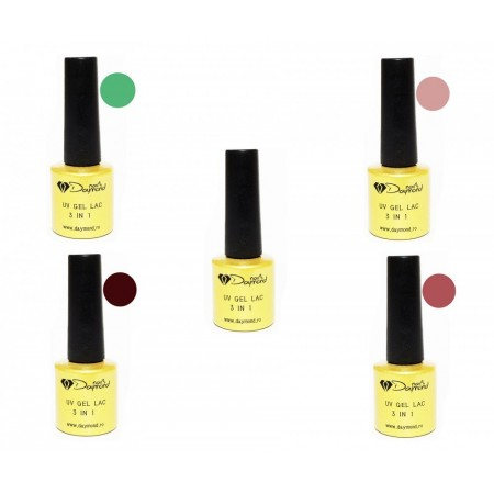 Set Oja Semipermanenta Daymond Nails 05