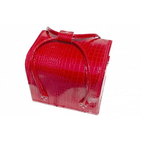 Geanta Cosmetica cu Toarte Red