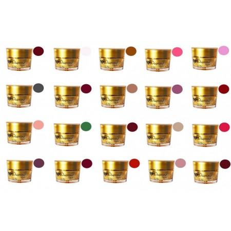 Kit gel color Daymond Nails 20