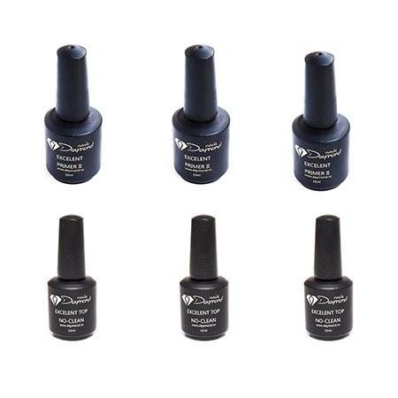 Set Excelent Primer si Excelent Top Daymond Nails