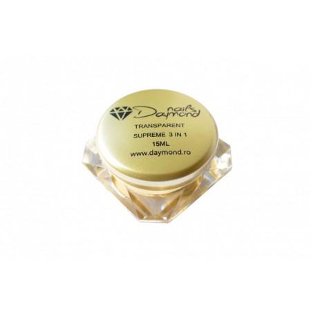 Gel UV 3IN1 Supreme Daymond Nails