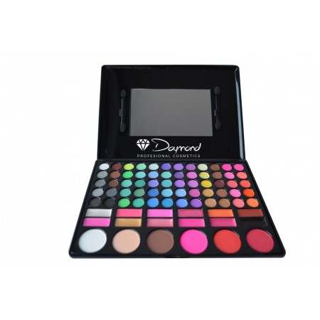 Trusa Make-up Fard Blush Ruj Daymond