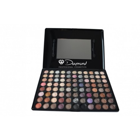 Trusa Make-up Daymond Natural 88 culori