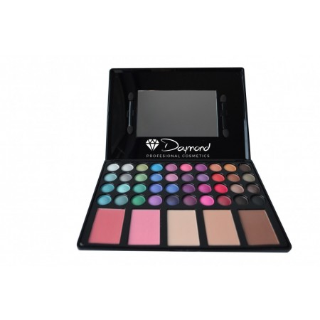 Trusa Make-up Daymond 45 culori